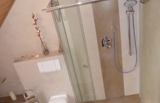 Wohnliches Bad